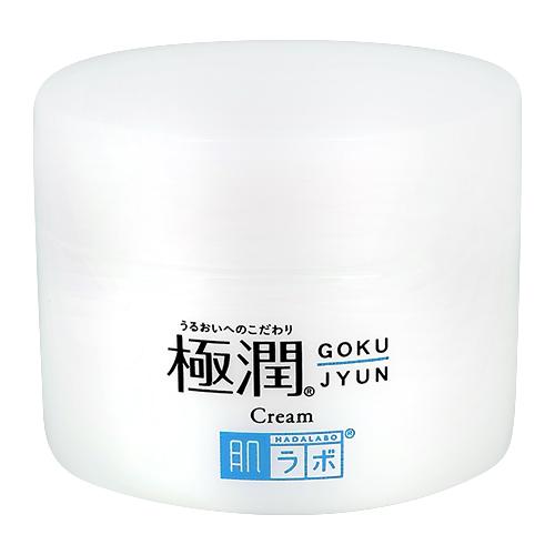 Hada Labo Gokujyun Moisture Cream.