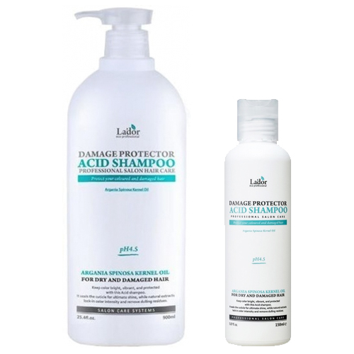 Lador Damaged Protector Acid Shampoo фото