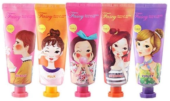 Fascy Moisture Bomb Hand Cream Set фото