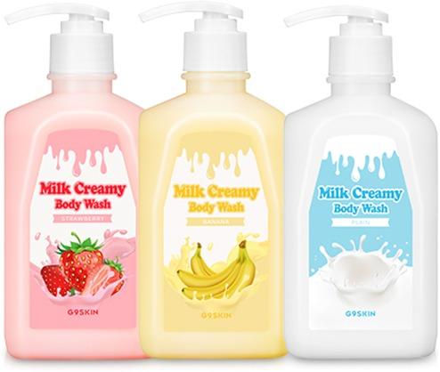 GSkin Creamy Body Wash фото