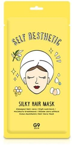 GSkin Self Aesthetic Silky Hair Mask
