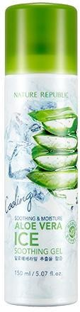 Nature Republic Soothing and Moisture Aloe Vera Ice Soothing Gel фото