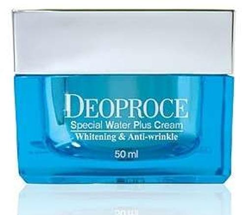 Deoproce Special Water Plus Fresh Aqua Cream