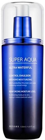Missha Super Aqua Ultra Waterfull Control Emulsion  - Купить