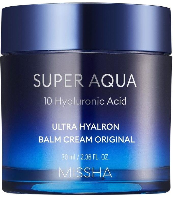Missha Super Aqua Ultra Hyalron Balm Cream