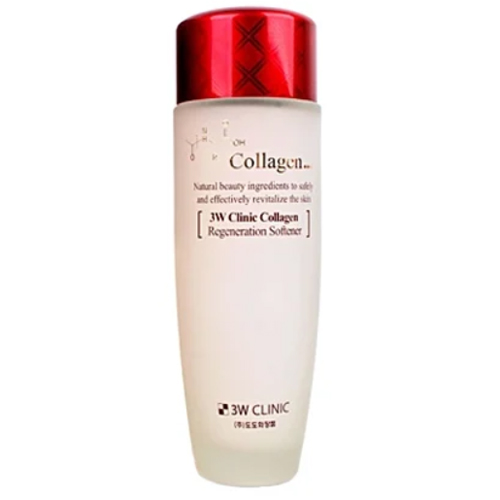 Купить W Clinic Collagen Regeneration Softener, 3W Clinic