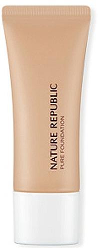 Nature Republic Pure Foundation SPF PA