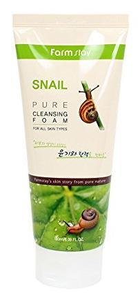 FarmStay Snail Pure Cleansing Foam фото