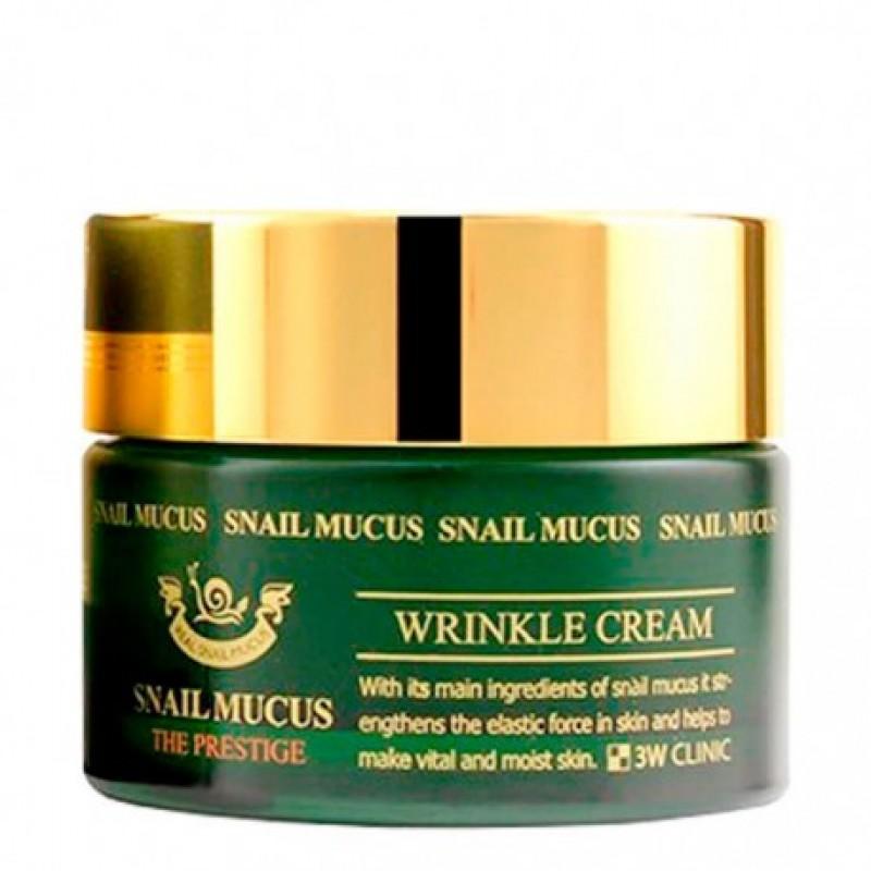 W Clinic Snail Mucus Age Repair Cream