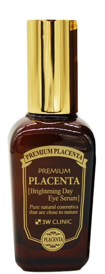 W Clinic Premium Placenta Brightening Day Eye Serum