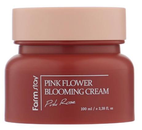 Farmstay Pink Flower Blooming Cream Pink Rose фото