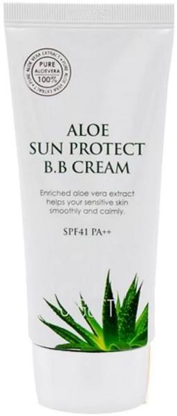 bb   Jigott Aloe Sun Protect BB Cream