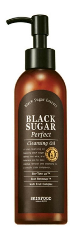 Skinfood Black Sugar Cleansing Oil