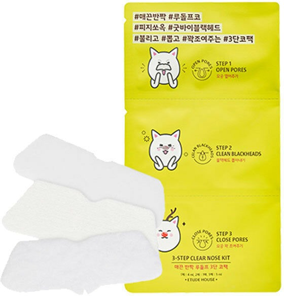 Купить Etude House Step Clear Nose Kit