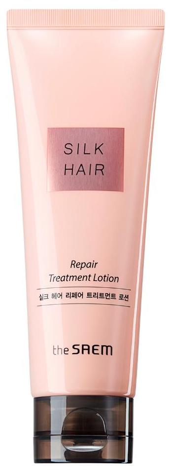 The Saem Silk Hair Repair Treatment Lotion