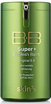 Skin Super Plus Beblesh Balm Triple Functions SPF PA фото