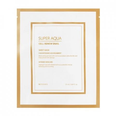 Missha Super Aqua Cell Renew Snail Hydro