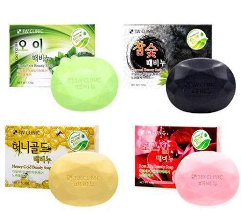 W Clinic Beauty Soap
