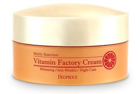 Deoproce Multifunction Vitamin Factory Cream фото