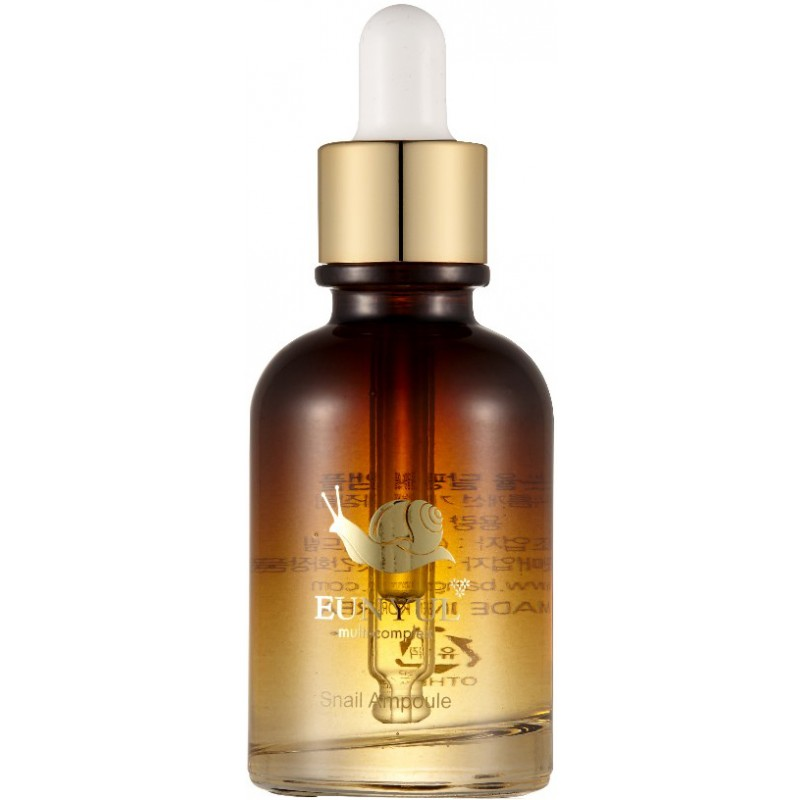 Eunyul Snail Ampoule for AntiWrinkle