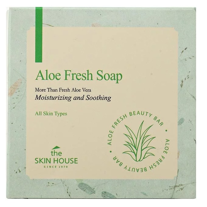 The Skin House Aloe Fresh Soap