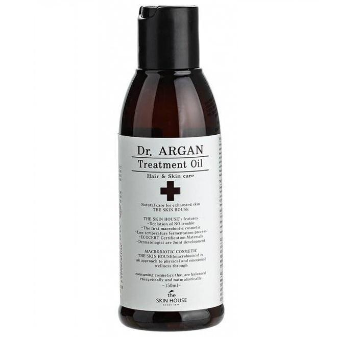 The Skin House Dr Argan Treatment Oil