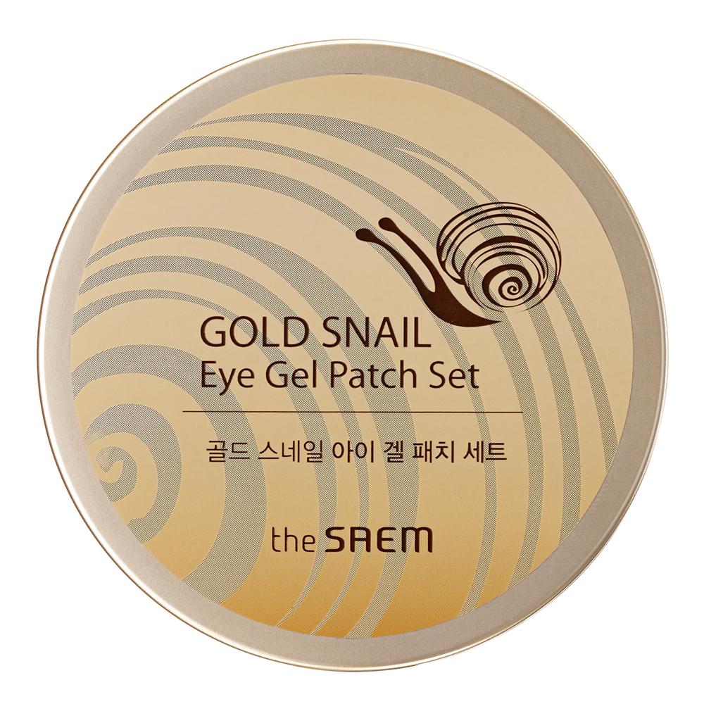 The Saem Gold Snail Eye Gel Patch Set