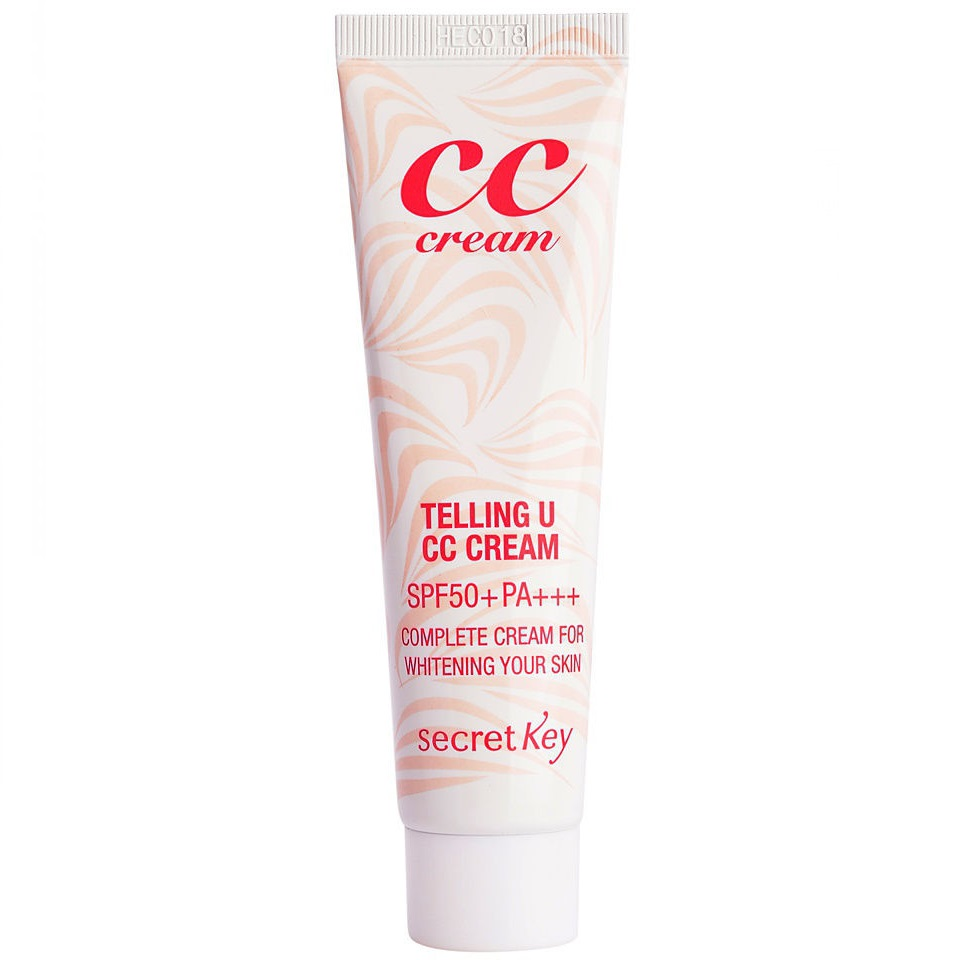Secret Key Telling U CC Cream SPF