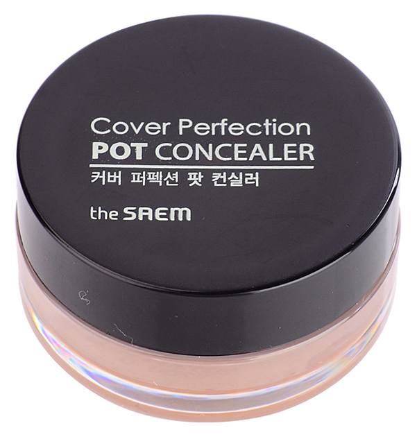Купить The Saem Cover Perfection Pot Concealer