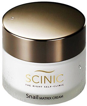 Scinic Snail Matrix Cream фото