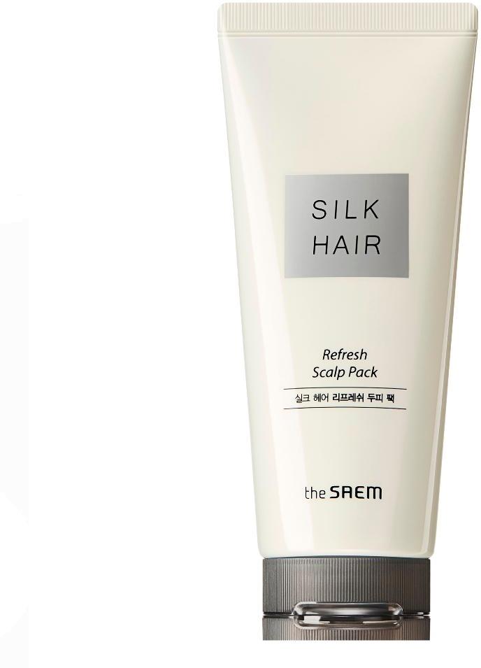 The Saem Silk Hair Refresh Scalp Pack