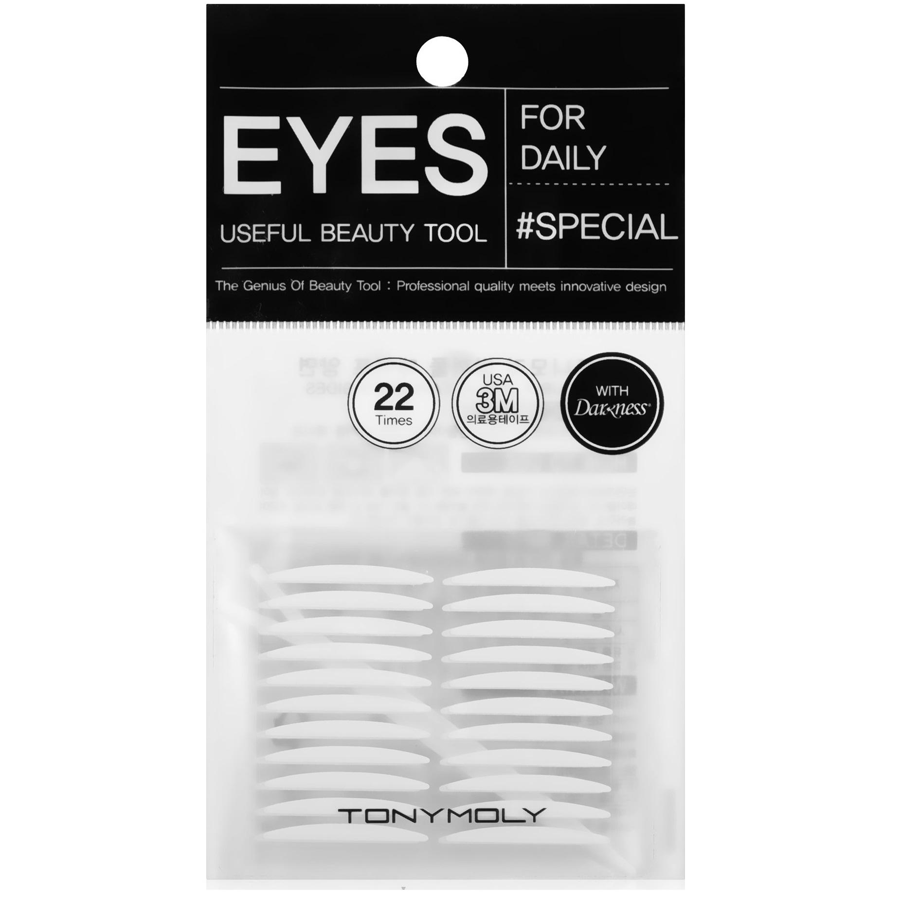 Tony Moly Eyelash Tape Both Sides