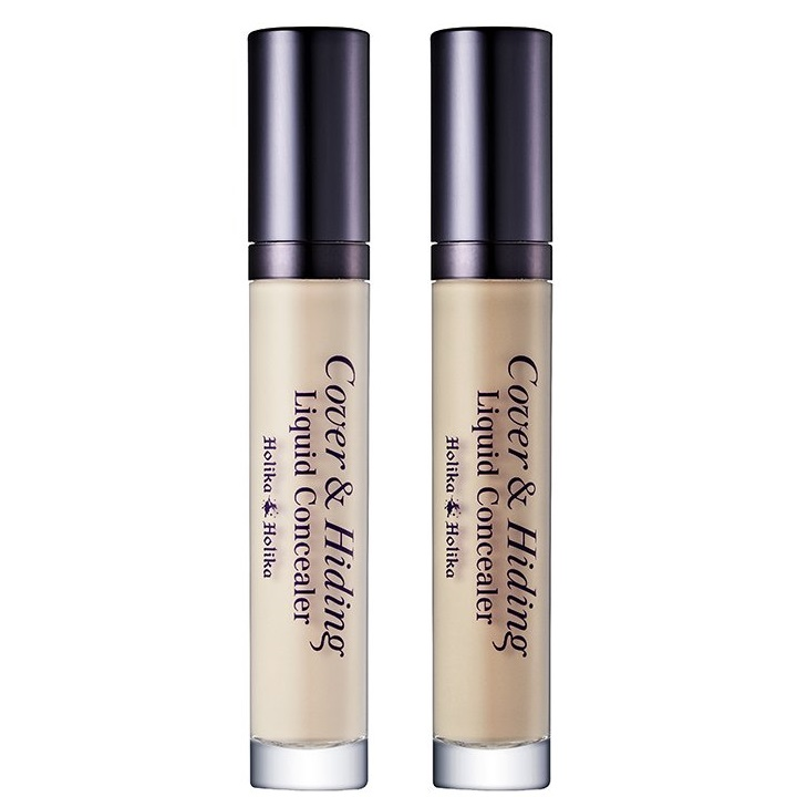 Holika Holika Cover and Hiding liquid concealer