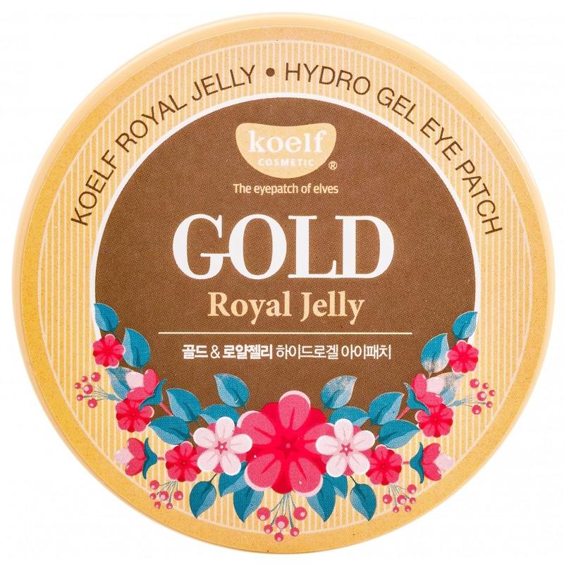 Koelf Hydro Gel Gold amp Royal Jelly
