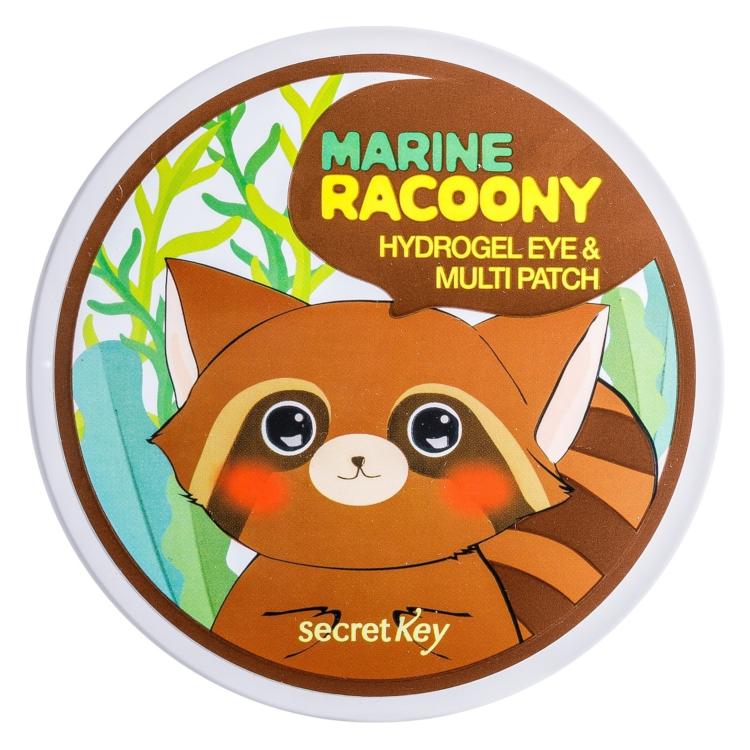 Secret Key Marin Racoony Hydrogel Eye