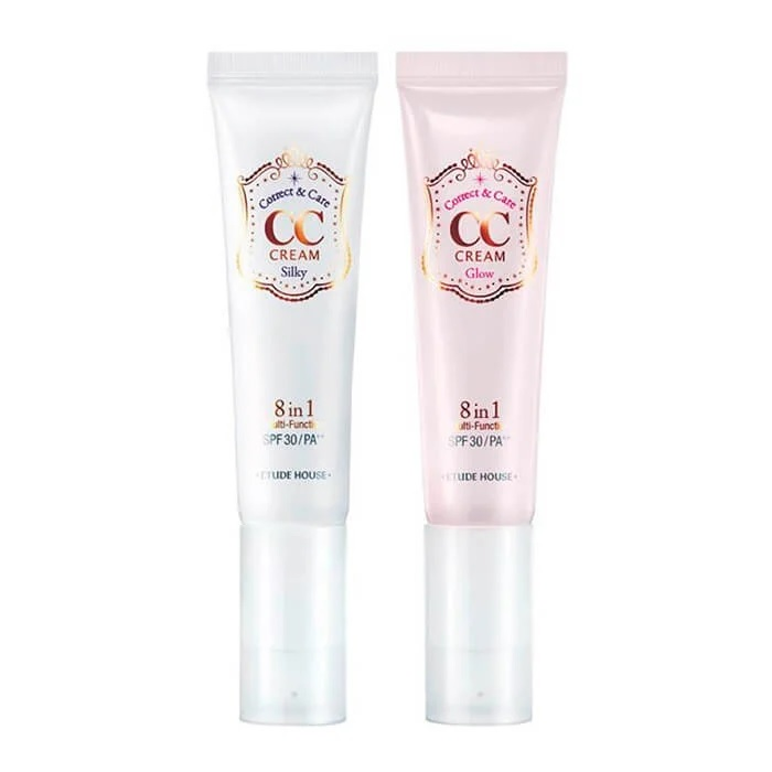 Etude House Correct and Care CC Cream