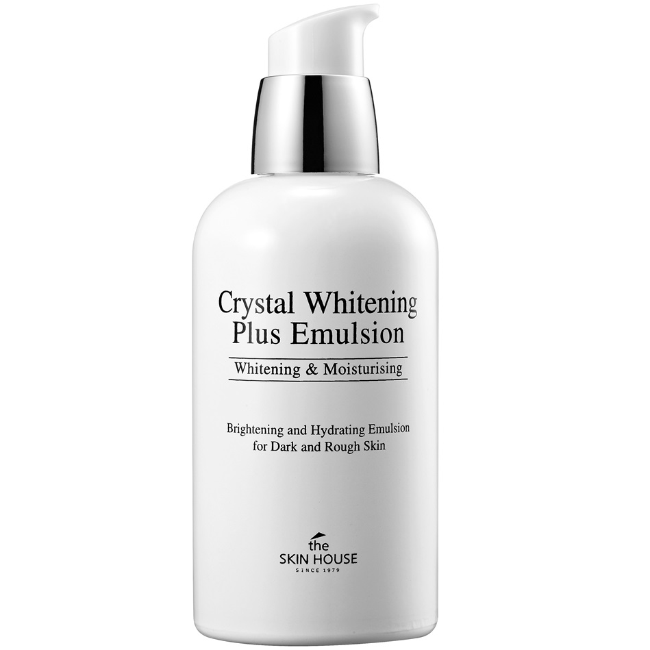 The Skin House Crystal Whitening Plus Emulsion  - Купить