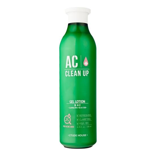 Купить Etude House AC Clean Up Gel Lotion