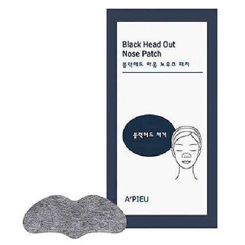 APieu Black Head Out Nose Patch фото