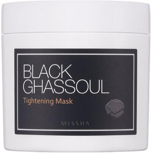 Missha Black Ghassoul Tightening Mask фото