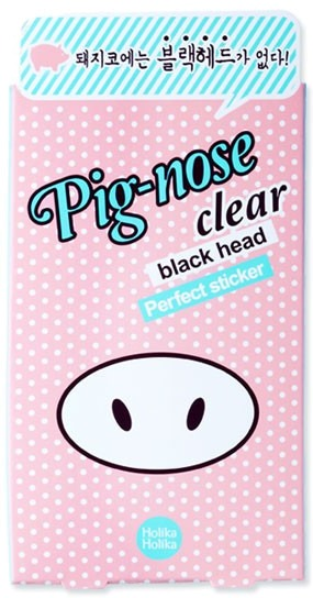 Holika Holika Pig Nose clear black head