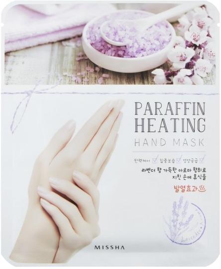 Missha Paraffin Heating Hand Mask