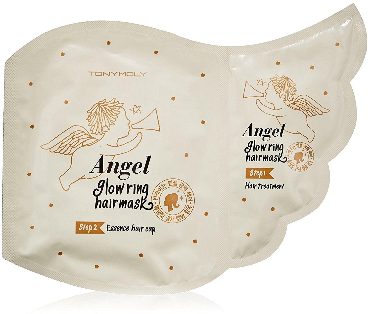 Купить Tony Moly Angel Glowring Hair Mask