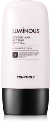 Tony Moly Luminous Goddess Aura BB Cream