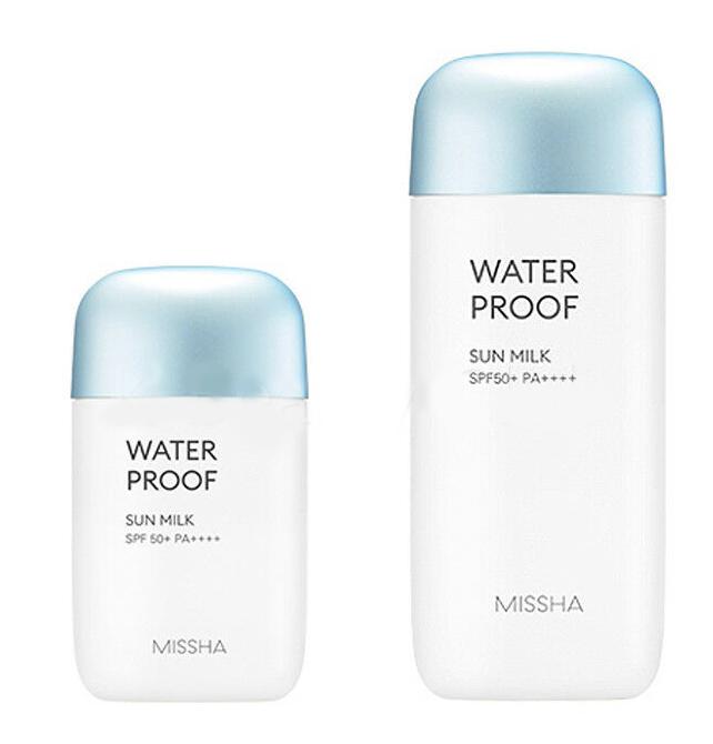 Купить SPF Missha All around Safe Block Waterproof Sun Milk SPF
