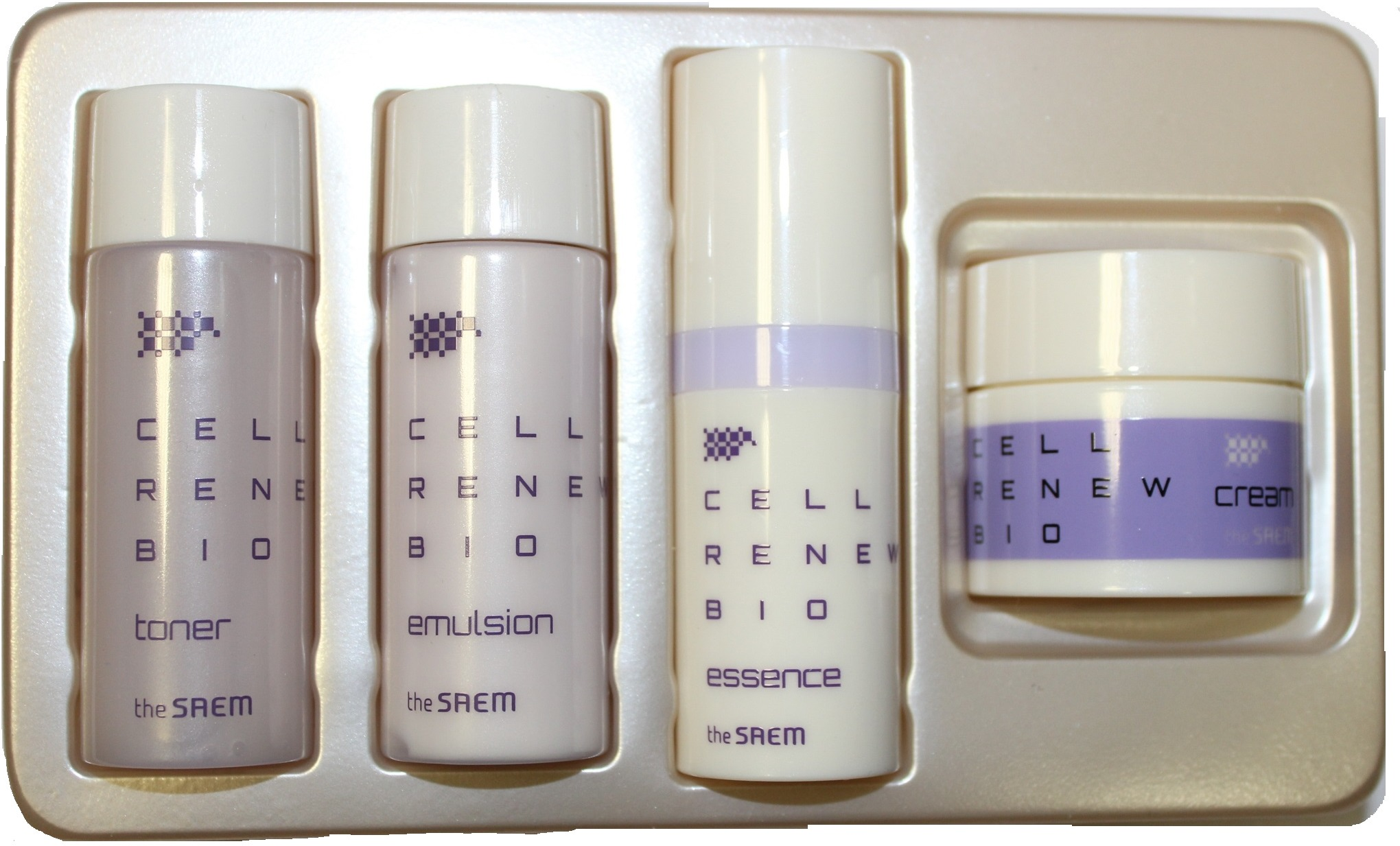 The Saem Cell Renew Bio Skin Care Special  Gift