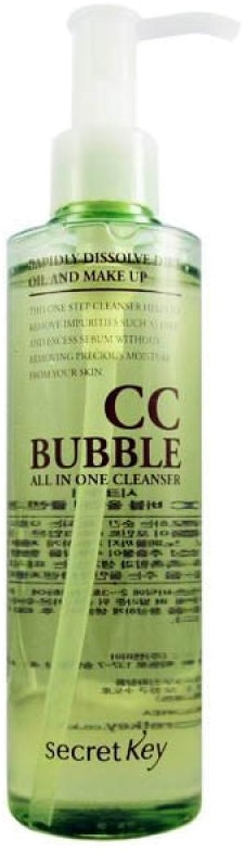 BB  CC Secret Key Bubble All in One Cleanser