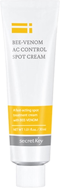Secret Key Bee Venom AC Control Spot Cream фото