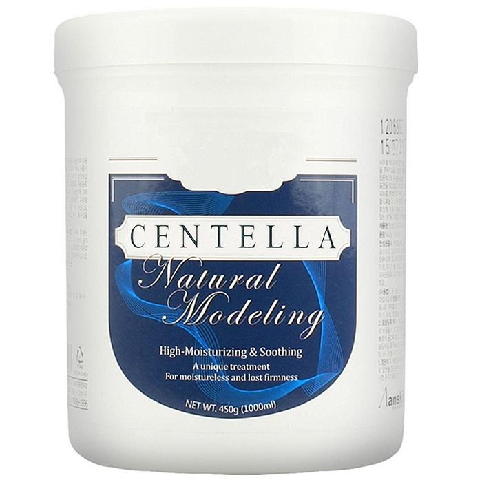 Anskin Natural Centella Modeling Mask