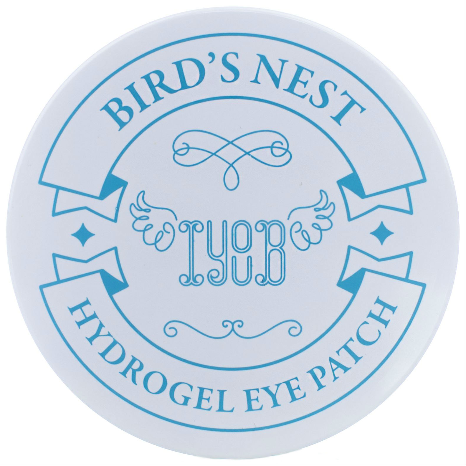 Iyoub Hydrogel Eye Patch Birds Nest